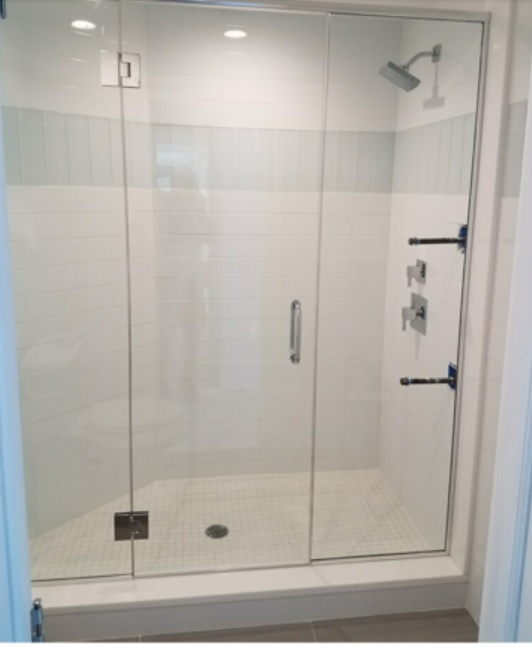 Residential Shower Doors Westbury Ny Cps Glass And Mirror Inc